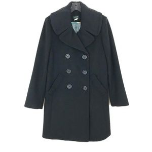 J. Crew peacoat wool winter jacket double breasted